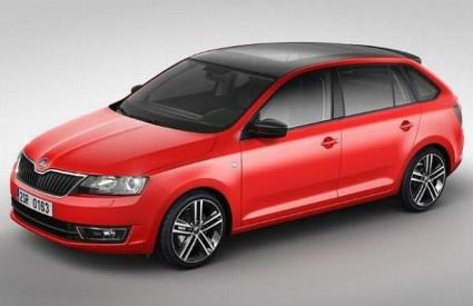 Nova Škoda Rapid Spaceback