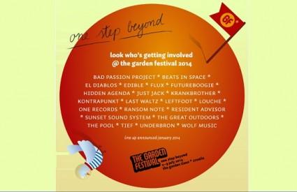 The Garden Festival sprema novu sezonu