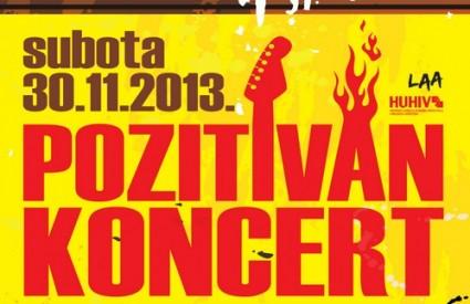 Pozitivan koncert opet će biti sjajan