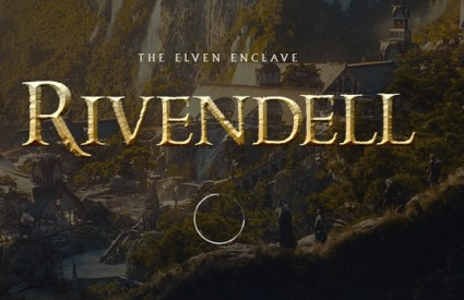 Prošetajte Rivendellom - sjajno!