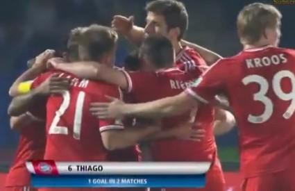 Bayern dominira