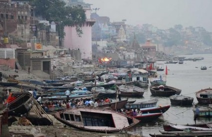 Ganges je stravično zagađen