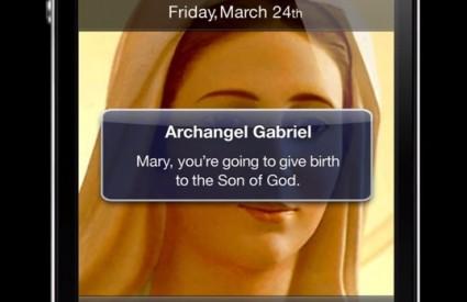 Marija bi dobila poruku od Arhanđela Gabriela