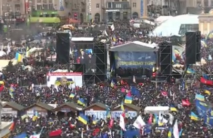 Ponovno prosvjedi u Kijevu