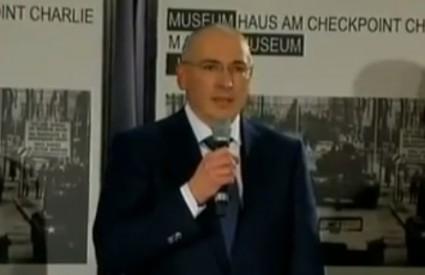 Hodorkovski uvijeno o Putinu