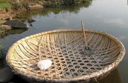 Noina Arka napravljena je od trske i bitumena