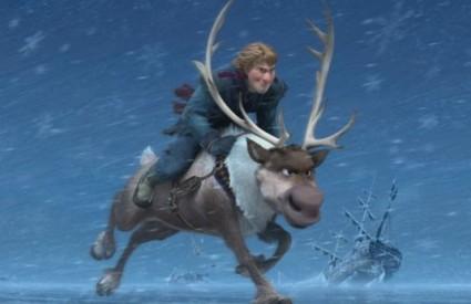 Snježno kraljevstvo ponovilo je uspjeh Avatara