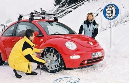 Znate li što je obavezna zimska oprema?