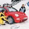 Kazne za vožnju bez zimske opreme