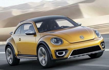 Volkswagen Beetle Dune Concept stiže sljedeće godine?