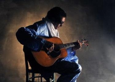Tuareški virtuoz na gitari