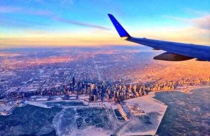 Slike zaleđenog Chicaga obišle su svijet