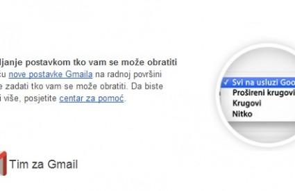 Google je omogućio nove funkcionalnosti