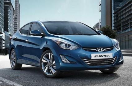 Hyundai Elantra s osvježenim izgledom