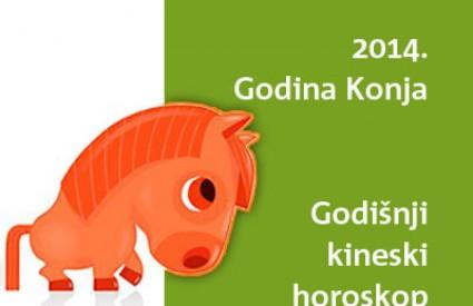 Veliki godišnji kineski horoskop za 2014. - Godina Konja