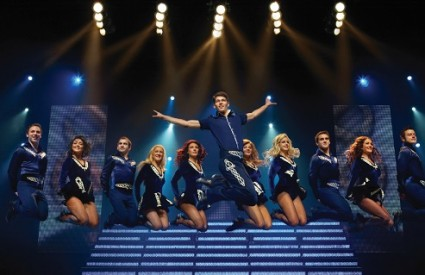 Michael Flatley dovodi Lord Of The Dance