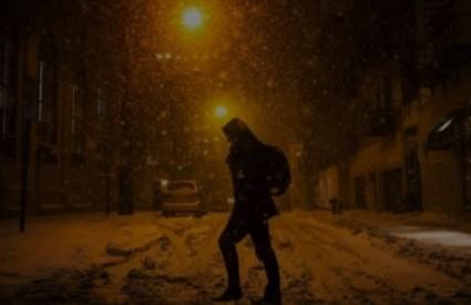 Još jedna sniježna oluja u SAD