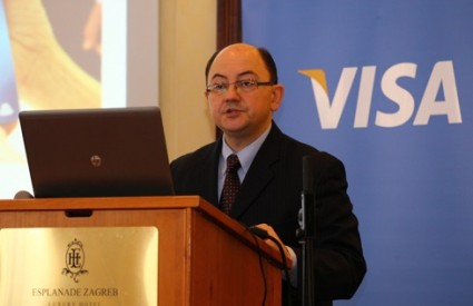 Catalin Cretu, Visa Europe Area Manager