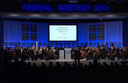 Svjetski gospodarski forum bez žena