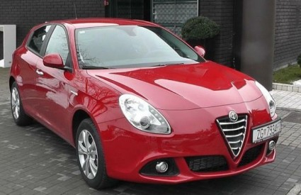Alfa Romeo Giulietta model za 2014.