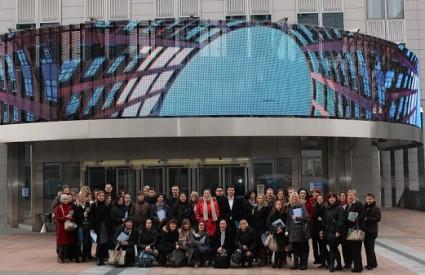 Studenti upoznali rad europskih institucija