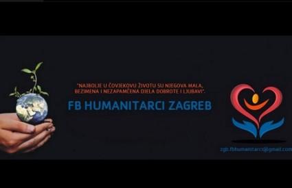 FB Humanitarci Zagreb su stalno u akciji