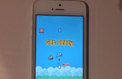 Flappy Bird ludilo ide dalje?