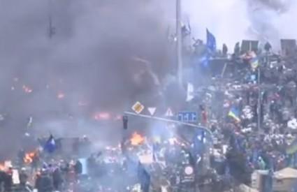 Pravi rat na Majdanu
