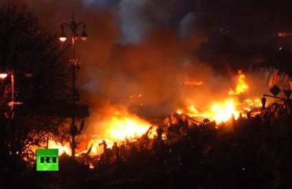 Maidan u plamenu