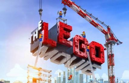 Lego film i dalje je na prvom mjestu