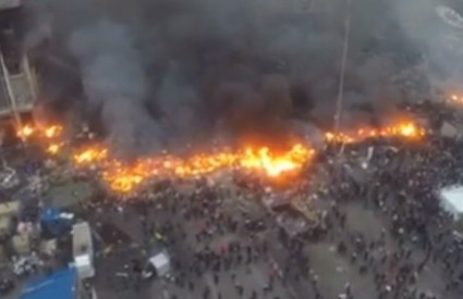 Maidan gori, a bit će i još gore kad stigne vojska