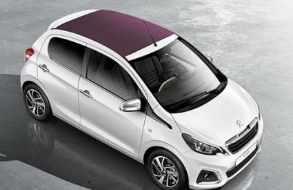 Sjajni city car iz Peugeota
