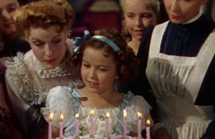 Shirley Temple u filmu The Little Princess