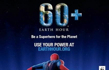 Spiderman je prvi ambasador superheroj