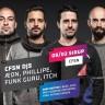 CFSN DJs nastavlja u klubu Sirup