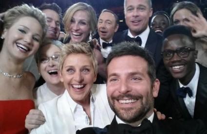Ovaj selfie srušio je Twitter i postao najviralniji u povijesti