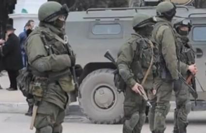 Krim je pun paravojske bez oznaka