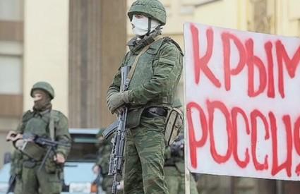 Ovako to izgleda na Krimu
