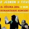 Humanitarni koncert Gimnazije Tituša Brezovačkog