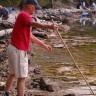 Ekolozi čiste Mljet od naplavljenog smeća