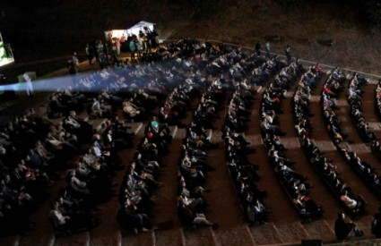Ljetna pozornica na Tuškancu puna dobrih filmova