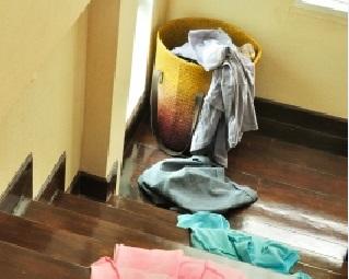 Bacite se na čišćenje i spremanje