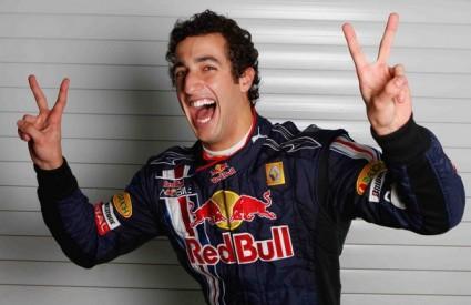 Šesta pobjeda Ricciarda u karijeri