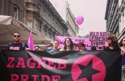 Zagreb Pride upozorava na nedostatke