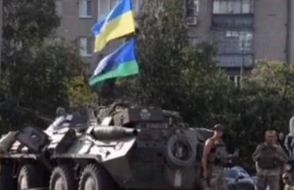 Ukrajinska vojska trpi gubitke i gubi teritorij
