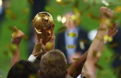 Njemačka je prvak svijeta