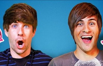 Smosh su popularniji od hollywoodskih zvijezda