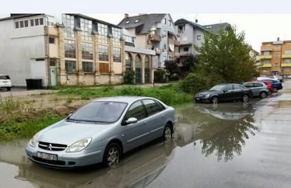 Poplavilo je i Kajzericu