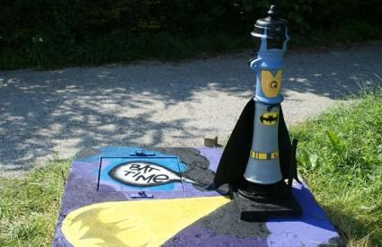Batman u Bizeku