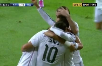 Real je lako riješio Basel